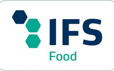 Formación en estándar IFS Food