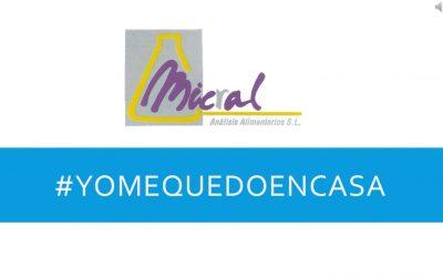 Micral #yomequedoencasa