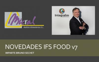 Novedades IFS FOOD v7